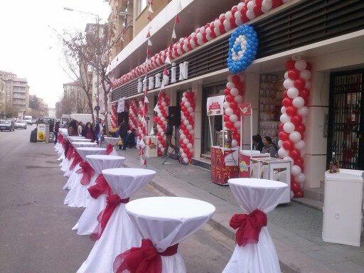 Gaziemir Açılış Organizasyonu